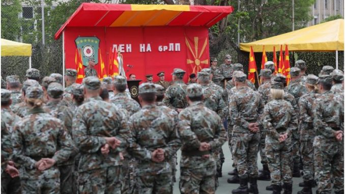 Одблежан Денот на Бригадата за логистичка поддршка на Армијата